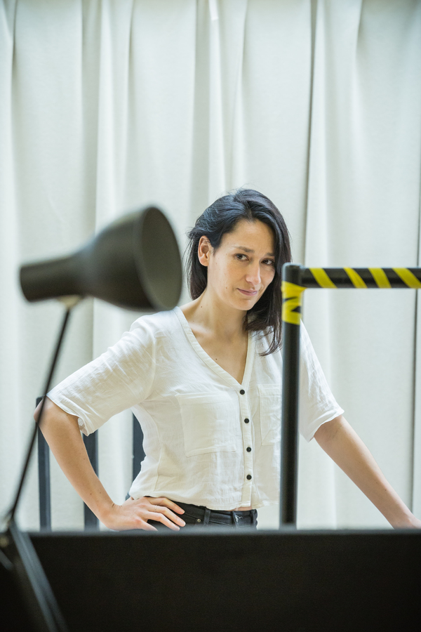 Photo Flash: In Rehearsals for the UK Premiere of GLORIA at Hampstead Theatre