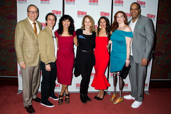 Barry Grove, Gregg Mozgala, Jolly Abraham, Jo Bonney, Martyna Majok, Katy Sullivan, Victor Williams