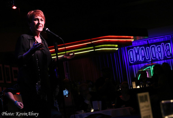Photo Flash: Amanda McBroom Makes Birdland Debut in BROADWAY AT BIRDLAND Series