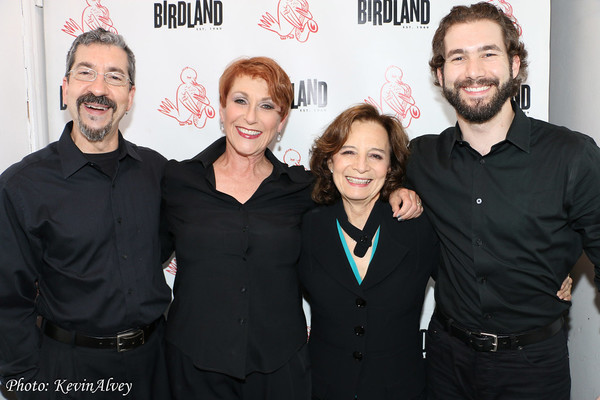 Jered Egan, Amanda McBroom, Michele Brourman, and Eli Zoller