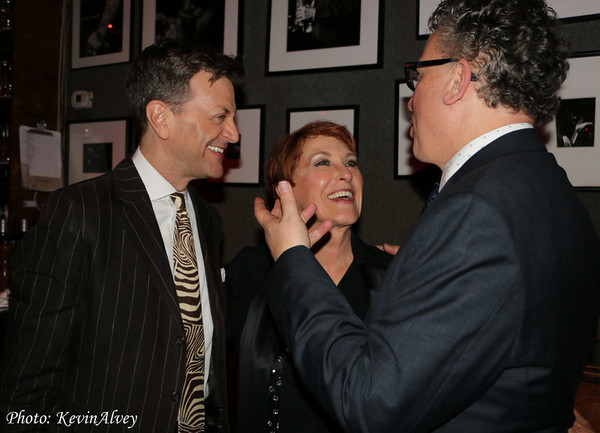 Jim Caruso, Amanda McBroom, and Billy Stritch