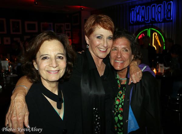 Michele Brourman, Amanda McBroom, and Julie Gold