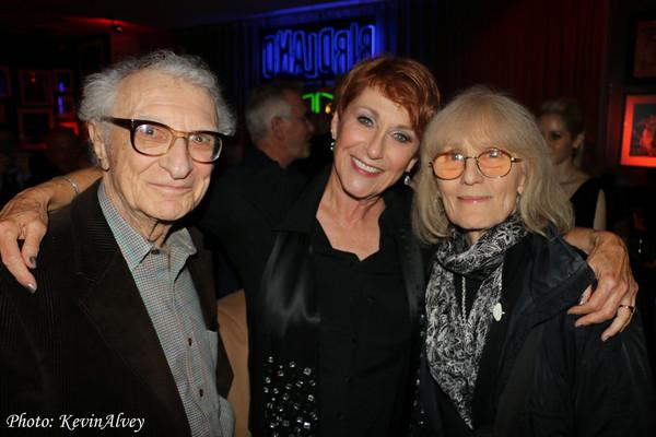 Sheldon Harnick, Amanda McBroom, and Margery Harnick