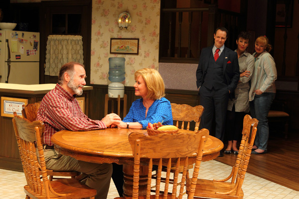 Photos: First Look at Jim Stanek, Eve Plumb and More in FAMILY TIES at The Human Race Theatre Company