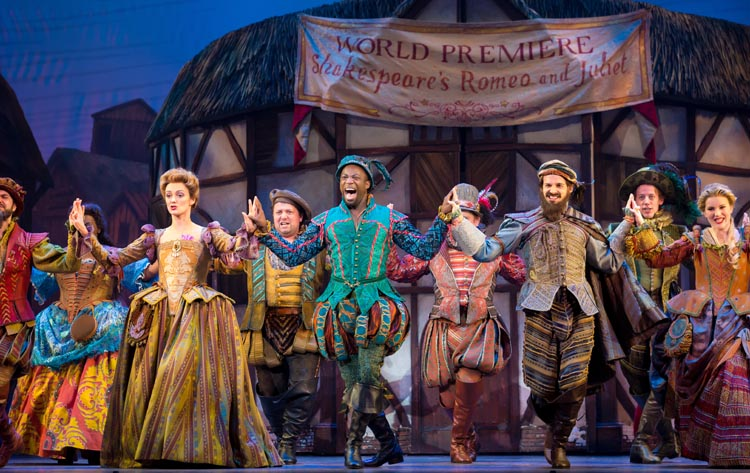 BWW Review: SOMETHING ROTTEN Is Something Awesome at the Hobby Center