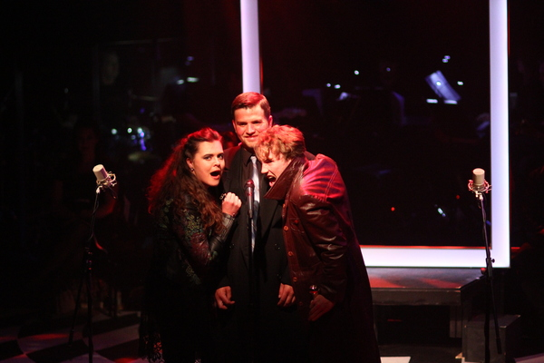 Randa Meierhenry, Josiah Mullins and Eric Morris Photo