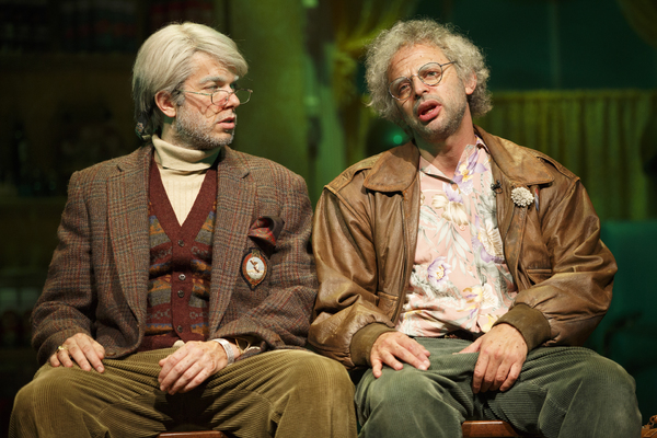 Oh Hello NIck Kroll John Mulaney  Directed By:  Alex Timbers