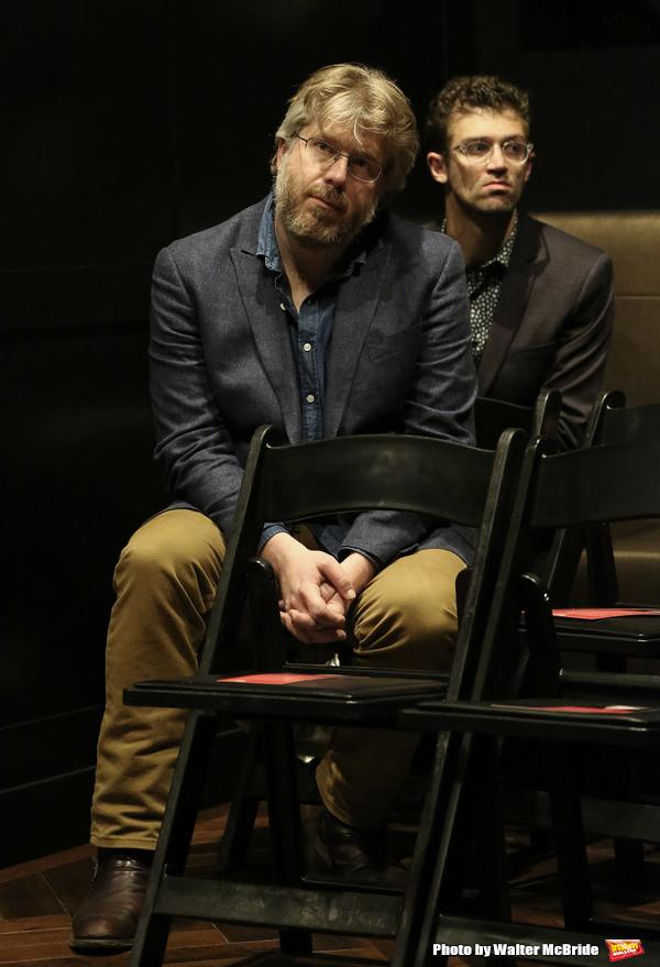 Dave Malloy and Sam Pinkleton