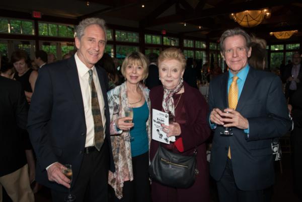 Steve Belida, Gwen Arment, Gail Cooper Hecht, Peter Napolitano Photo