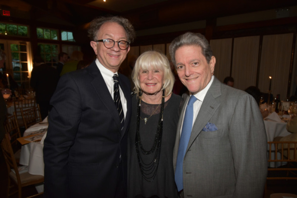 William Ivey Long, Francine Pascal, Celso Gonzales Falla
