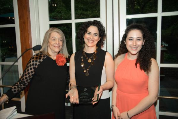 Frances Hill, Rachel Sullivan, Ilana Saltzman Photo