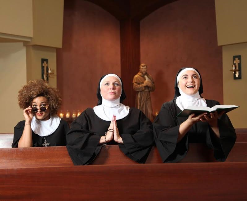 BWW Review: SISTER ACT Heralds A Return to the Glory Days at Chaffin's Barn