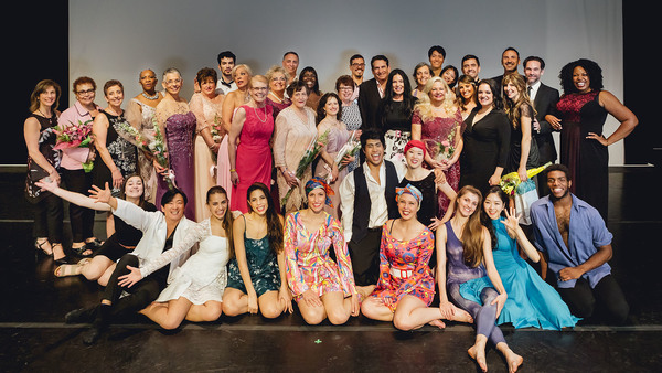 Photo Flash: RWJ Hamilton and Roxey Ballet's WE VS. C Puts the Spotlight on Breast Cancer Survivors