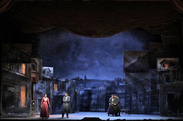Photo Flash: First Look at Puccini's LA BOHEME at San Francisco Opera