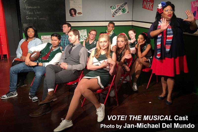 BWW Review: VOTE! THE MUSICAL - Mixed, The Final Count