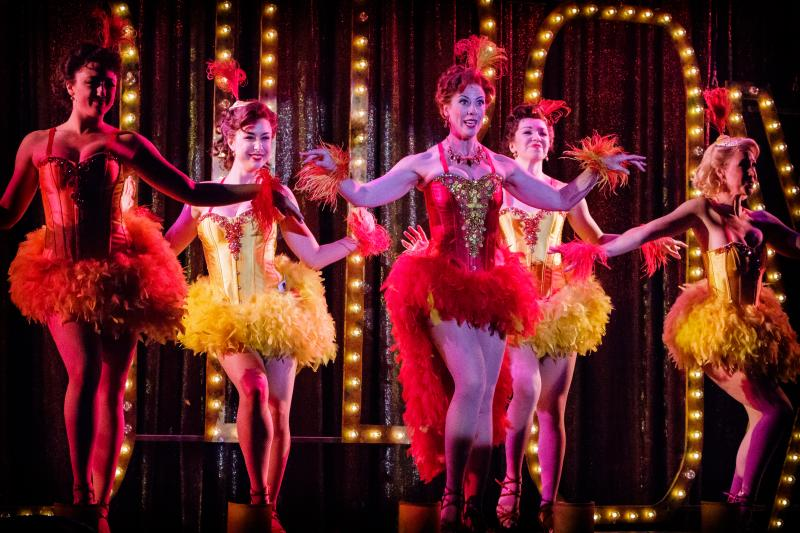 BWW Review: GUYS AND DOLLS is a Sure Hit at The Merry-Go-Round Playhouse