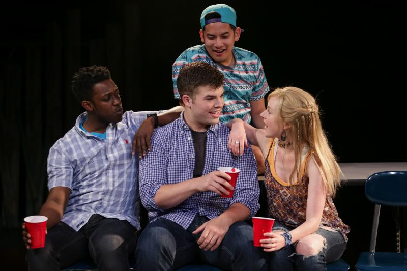 BWW Review: Powerful and Biting WELCOME TO BRAGGSVILLE Comes to Book-It