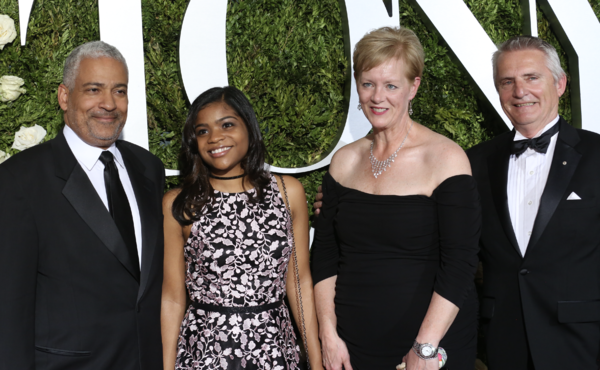 Photo Coverage: 2017 Tony Award Red Carpet Arrivals- Part 1