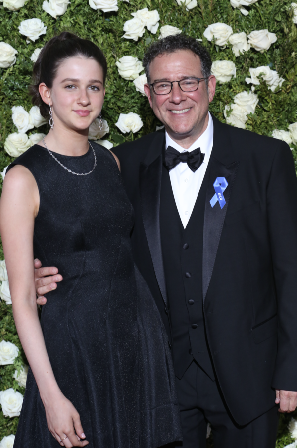 Michael Greif and Guest