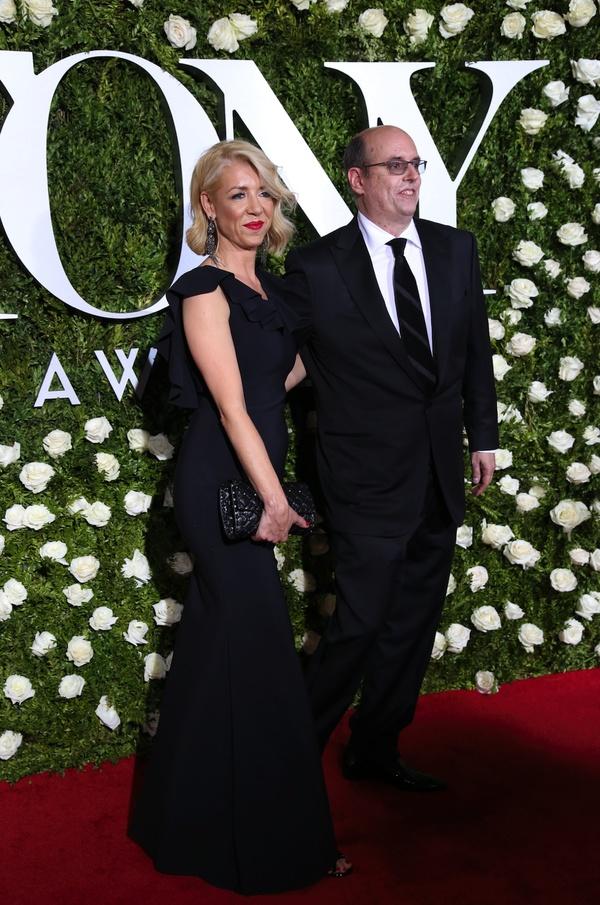 Photo Coverage: 2017 Tony Award Red Carpet Arrivals- Part 2