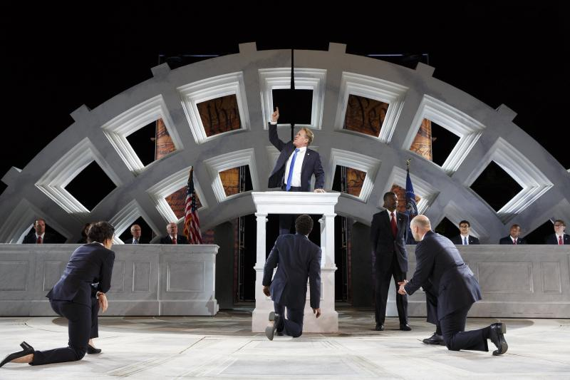 UPDATE: Delta and Bank of America Pull Public Theater Sponsorship Following Trump-Themed JULIUS CAESAR