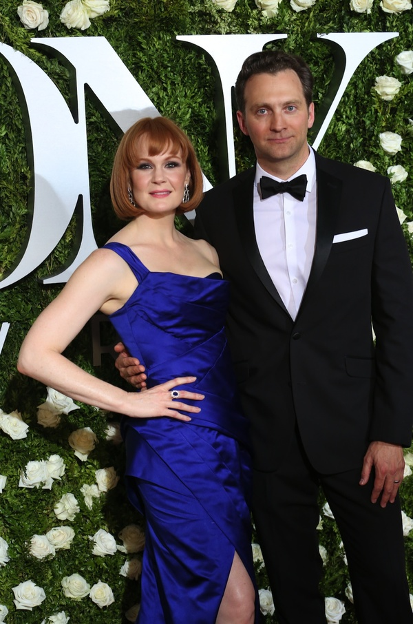 Photo Coverage: 2017 Tony Award Red Carpet Arrivals- Part 5