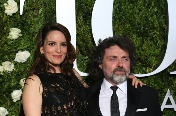 Tina Fey, Jeff Richmond