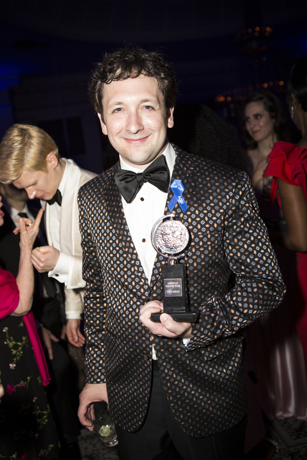 Photo Coverage: Best Musical Nominees COME FROM AWAY and GREAT COMET Celebrate Tony Night!