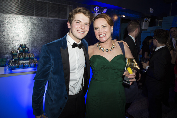 Photo Coverage: DEAR EVAN HANSEN Celebrates a Winning Night at The Empire Hotel!