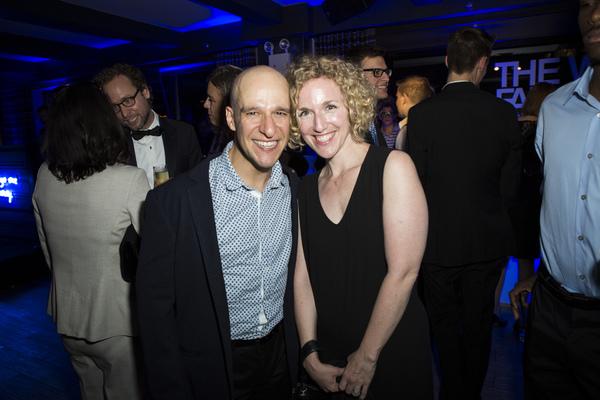 Ryan Kasprzak and Lindsay Levine