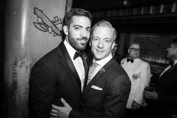 Photo Coverage: Broadway Keeps the Party Going at the Carlyle with DKC/O&M!