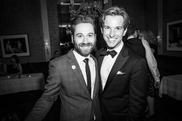 Michael Fatica and Justin Bowen Photo