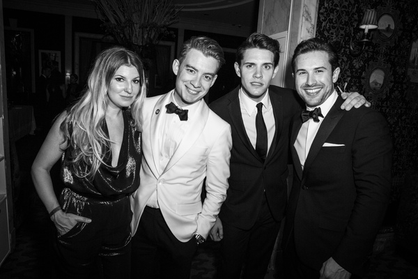 Photos: Broadway Keeps the Party Going at the Carlyle with DKC/O&M!