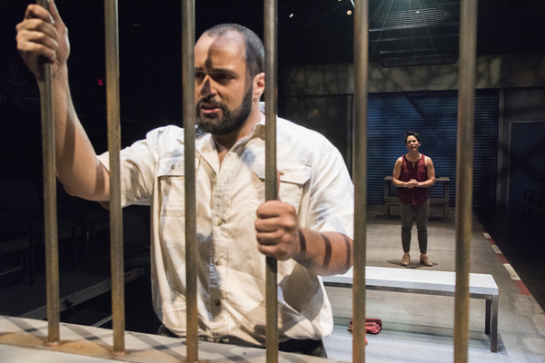 Photos: First Look at THE RETURN at Mosaic Theater's Voices From a Changing Middle East Festival