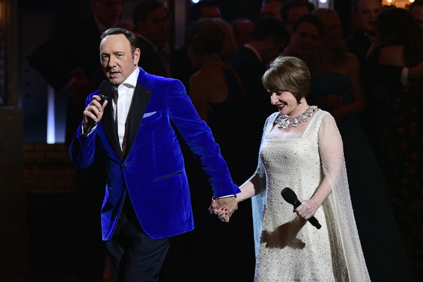 Kevin Spacey, Patti LuPone