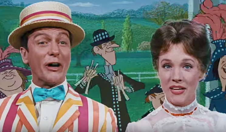 Julie Andrews definitely won't appear in 'Mary Poppins Returns'