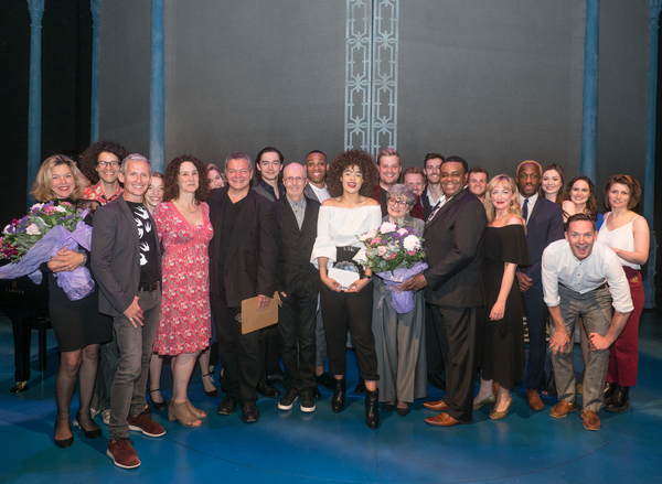 Photo Flash: Winners Announced for The Stephen Sondheim Society Student Performer of the Year and Stiles and Drewe Prize