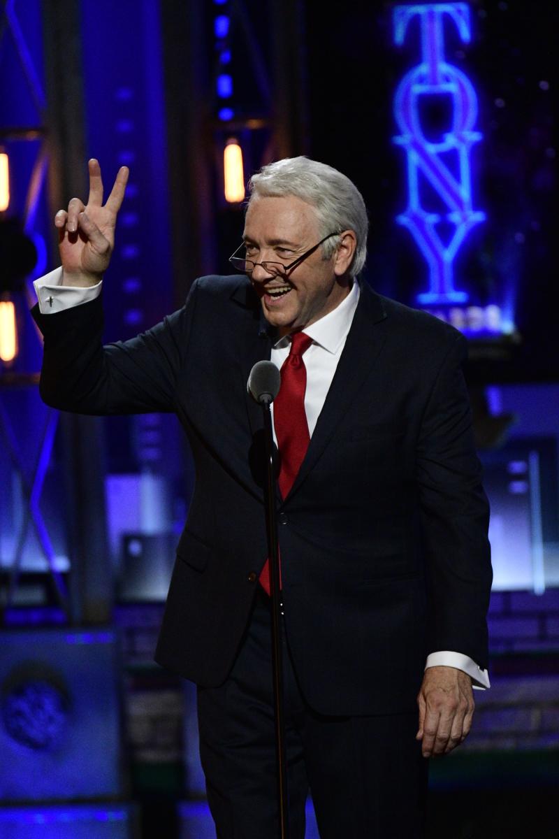 TONY Ratings Down from Last Year's HAMILTON-Dominated Awards