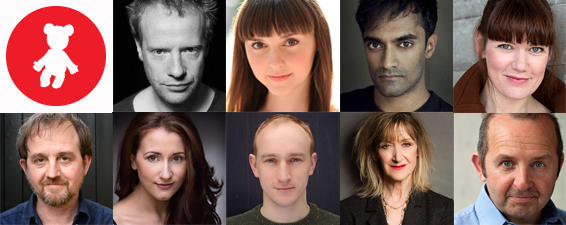 Cast Set for 'Work in Progress' Production of JOYBUBBLES at The Other Palace