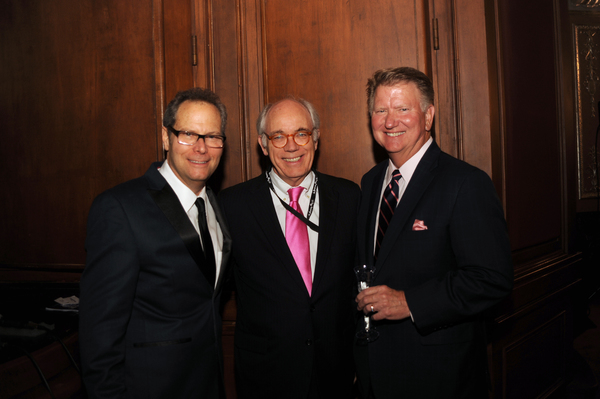 Van Kaplan, Dan Booker and Bill Lambert