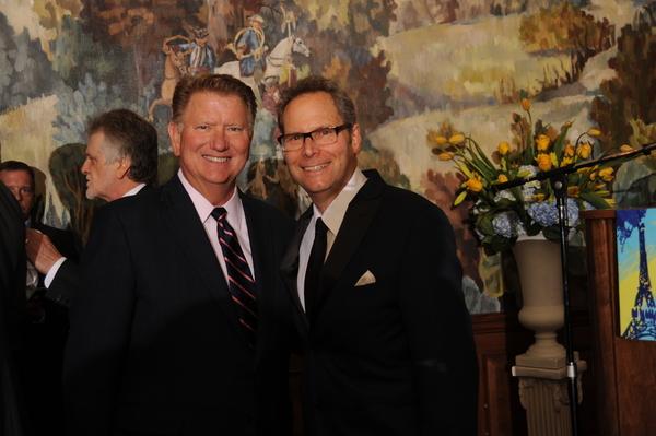 Bill Lambert and Van Kaplan