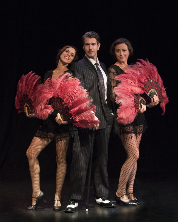 Photo Flash: Meet the Cast of Sierra Stages' CHICAGO, Coming to the Nevada Theatre