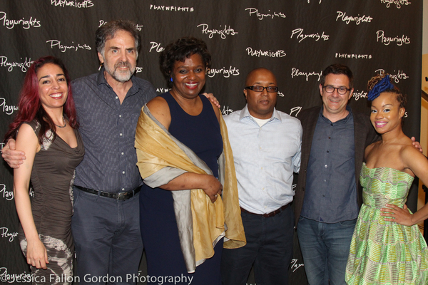 The creatives of Playwrights Horizons and BELLA: AN AMERICAN TALL TALE
