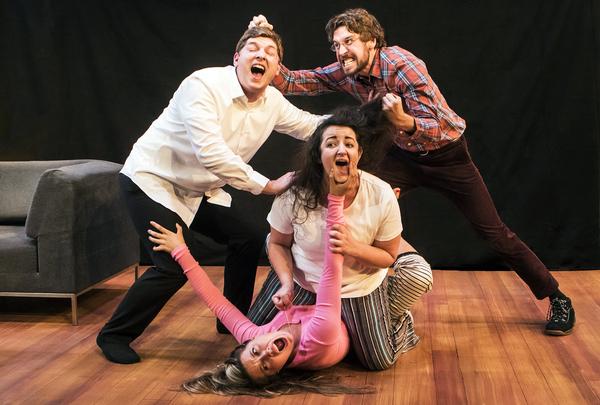 Noah Thompson, Jeremy Kahn, Tara Sissom, Chloe King Photo