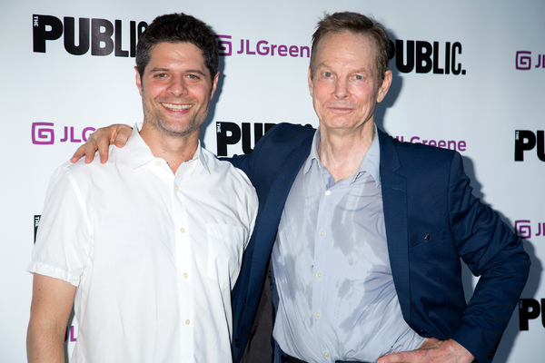 Tom Kitt, Bill Irwin
