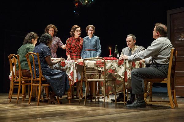 Photo Flash: First Look at NAPOLI, BROOKLYN Off-Broadway