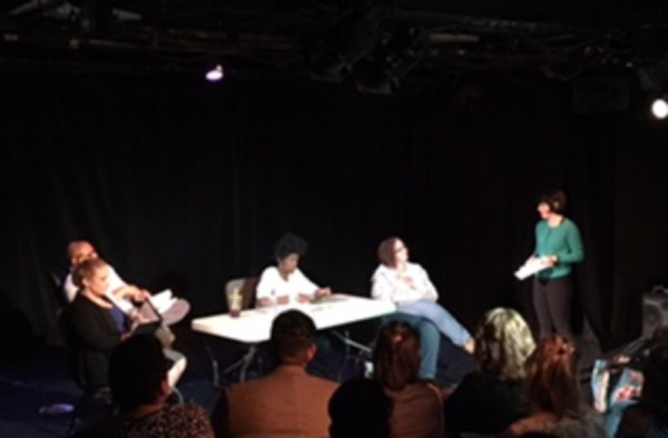Photo Flash: Week One Winner of the Seventh Annual NYC Players Theatre Short Play and Musical Festival