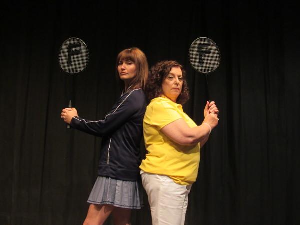 Michelle Mania & Linda Shea  Photo