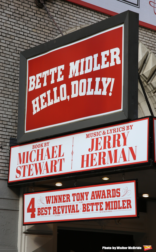 Back Where They Belong! Bette Midler & David Hyde Pierce Return To HELLO, DOLLY! Tonight