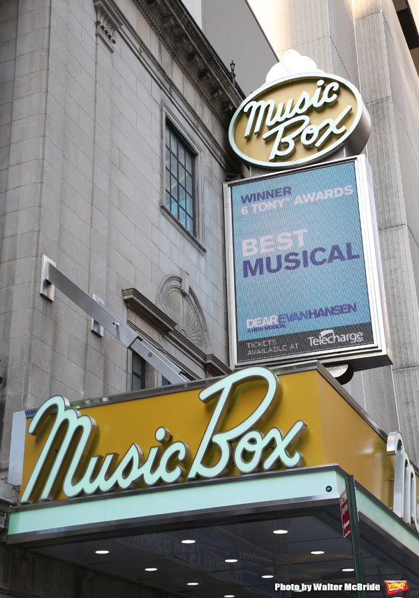Photo Coverage: Marquee Makeover- Broadway Theatres Get  Tony-Winning Updates!